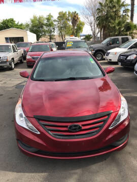 2014 Hyundai Sonata for sale at EXPRESS CREDIT MOTORS in San Jose CA