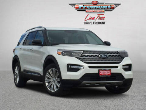 2021 Ford Explorer Hybrid for sale at Rocky Mountain Commercial Trucks in Casper WY