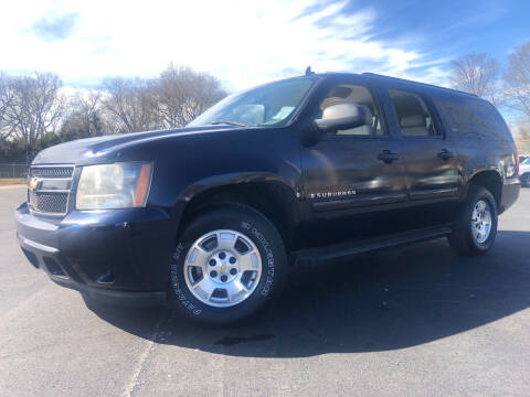 2008 Chevrolet Suburban for sale at Beckham's Used Cars in Milledgeville GA