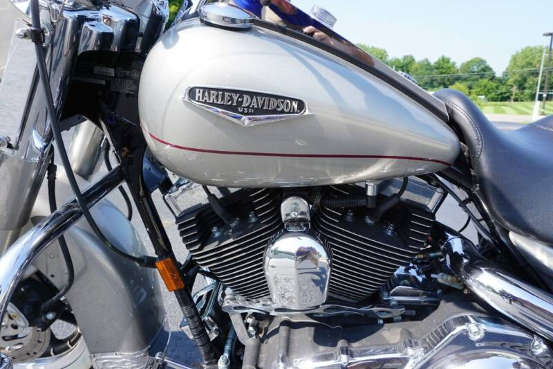 2007 HARLEY FLHRC 2 WHL - Mount Vernon OH