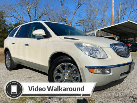 2012 Buick Enclave for sale at Byron Thomas Auto Sales, Inc. in Scotland Neck NC