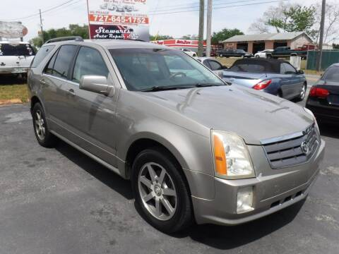 2004 Cadillac SRX for sale at LEGACY MOTORS INC in New Port Richey FL