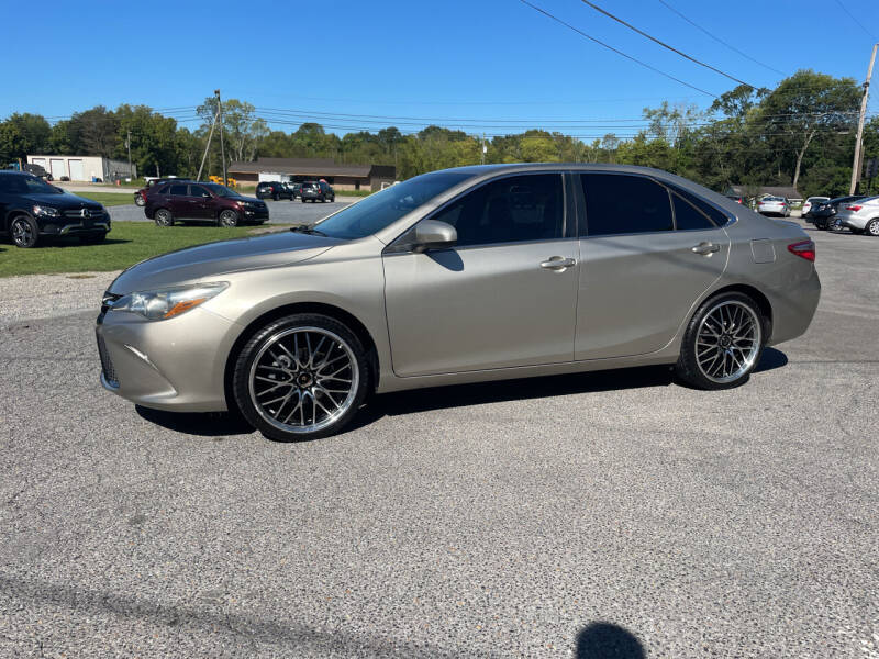 2015 Toyota Camry for sale at Adairsville Auto Mart in Plainville GA