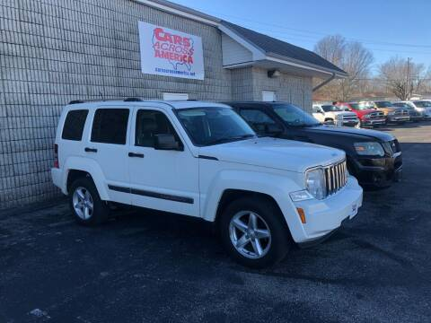 2010 Jeep Liberty for sale at Cars Across America in Republic MO