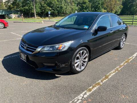 2013 Honda Accord for sale at Mula Auto Group in Somerville NJ