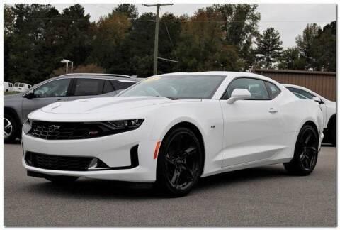 2021 Chevrolet Camaro for sale at WHITE MOTORS INC in Roanoke Rapids NC