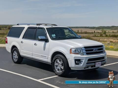 2015 Ford Expedition EL for sale at Bob Walters Linton Motors in Linton IN