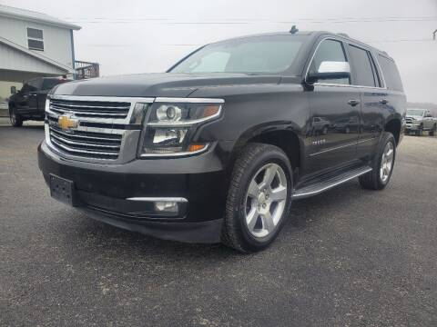 2015 Chevrolet Tahoe for sale at Hatcher's Auto Sales, LLC in Campbellsville KY