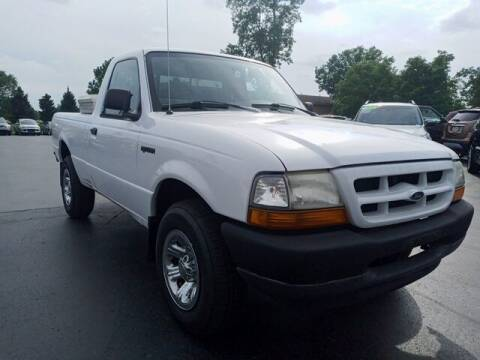2000 Ford Ranger for sale at Newcombs Auto Sales in Auburn Hills MI