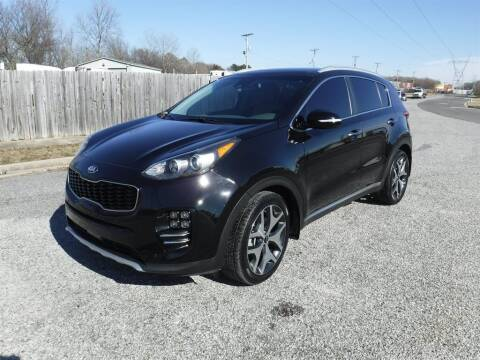 2017 Kia Sportage for sale at Memphis Truck Exchange in Memphis TN