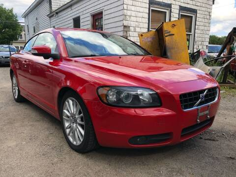 2009 Volvo C70 for sale at Specialty Auto Inc in Hanson MA