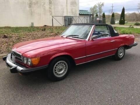 1975 Mercedes-Benz 450 SL for sale at Classic Car Deals in Cadillac MI
