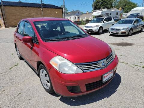 2009 Nissan Versa for sale at ROYAL AUTO SALES INC in Omaha NE