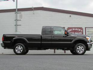 2014 Ford F-250 Super Duty for sale at Brubakers Auto Sales in Myerstown PA