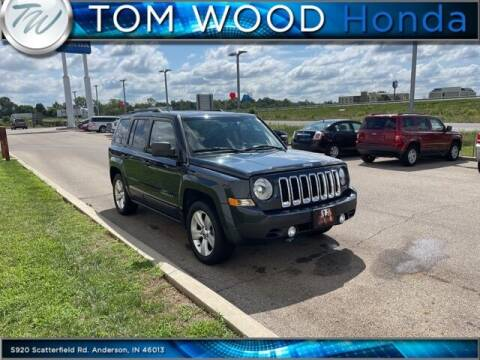 2015 Jeep Patriot for sale at Tom Wood Honda in Anderson IN