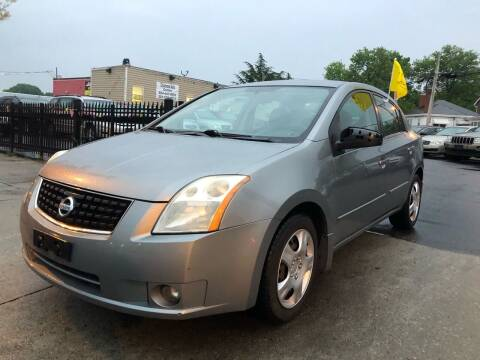 2009 Nissan Sentra for sale at Crestwood Auto Center in Richmond VA