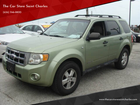 2008 Ford Escape for sale at The Car Store Saint Charles in Saint Charles MO