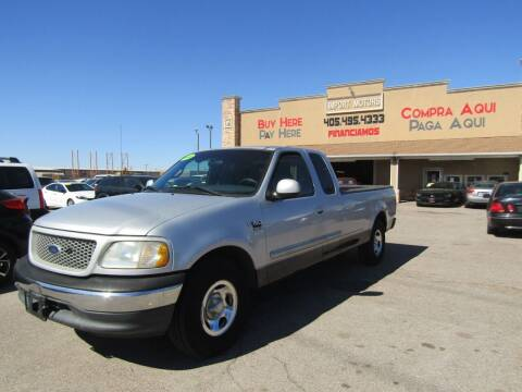 1999 Ford F-150 for sale at Import Motors in Bethany OK