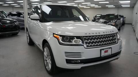 2017 Land Rover Range Rover for sale at SZ Motorcars in Woodbury NY