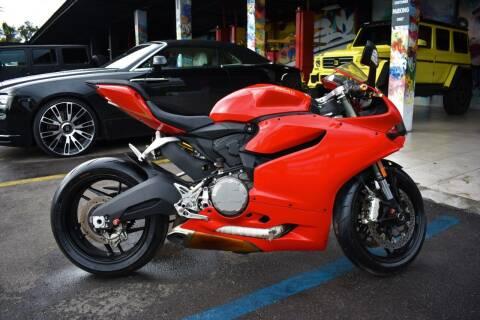 2014 Ducati Panigale for sale at STS Automotive - Miami, FL in Miami FL