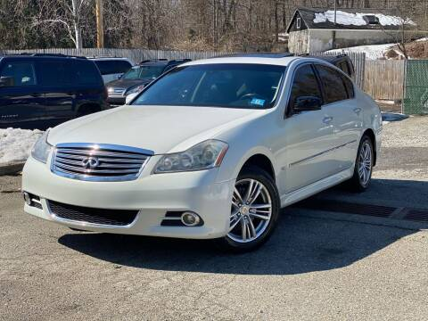 2009 Infiniti M35 for sale at AMA Auto Sales LLC in Ringwood NJ