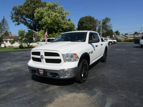 2015 RAM Ram Pickup 1500 for sale at Stoltz Motors in Troy OH