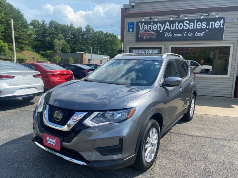 2018 Nissan Rogue for sale at Variety Auto Sales in Worcester MA