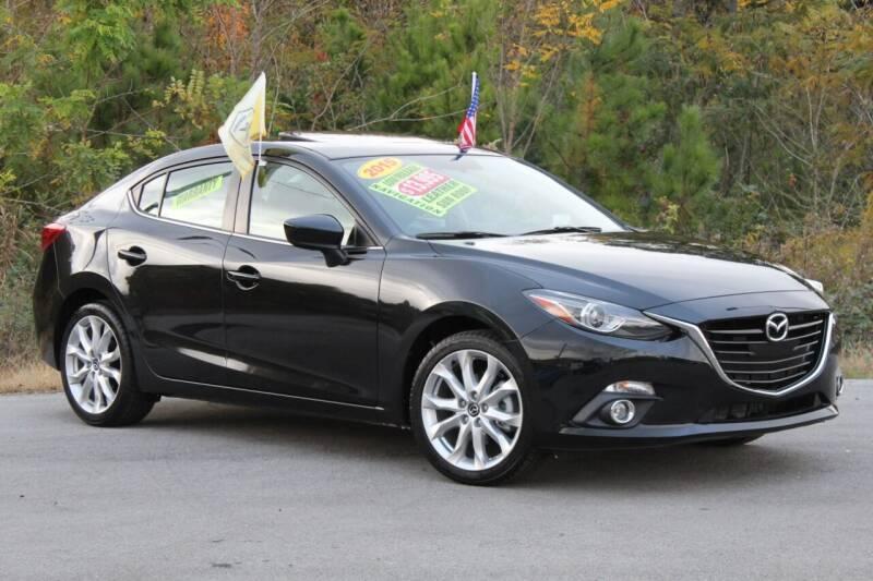 2015 Mazda MAZDA3 for sale at McMinn Motors Inc in Athens TN