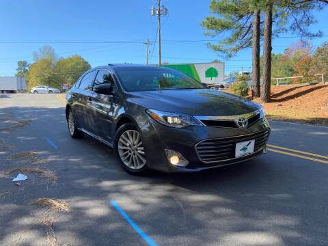 2014 Toyota Avalon Hybrid for sale at THE AUTO FINDERS in Durham NC