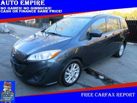2012 Mazda MAZDA5 for sale at Auto Empire in Brooklyn NY