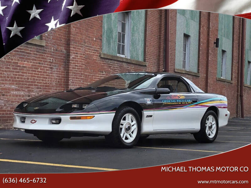 1993 Chevrolet Camaro for sale at Michael Thomas Motor Co in Saint Charles MO