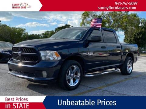2014 RAM Ram Pickup 1500 for sale at Sunny Florida Cars in Bradenton FL