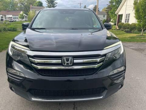 2016 Honda Pilot for sale at Via Roma Auto Sales in Columbus OH