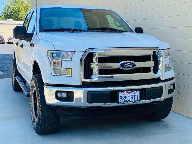 2015 Ford F-150 for sale at Auto Zoom 916 Rancho Cordova in Rancho Cordova CA
