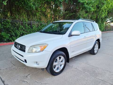 2008 Toyota RAV4 for sale at DFW Autohaus in Dallas TX