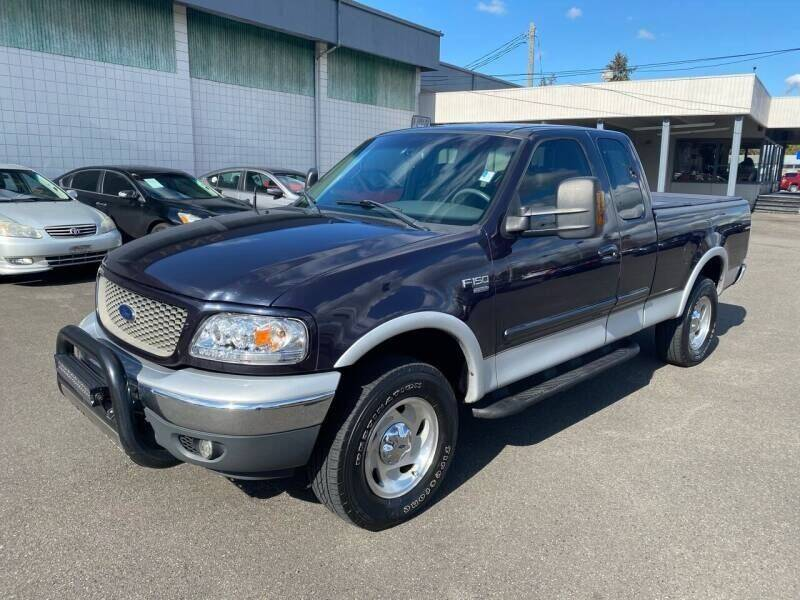 2001 Ford F-150 for sale at TacomaAutoLoans.com in Lakewood WA