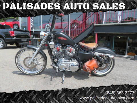 2012 Harley-Davidson Sportster for sale at PALISADES AUTO SALES in Nyack NY