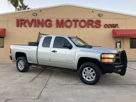 2013 Chevrolet Silverado 2500HD for sale at Irving Motors Corp in San Antonio TX