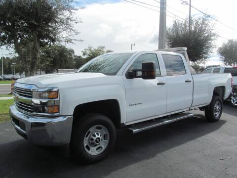 2015 Chevrolet Silverado 2500HD for sale at Blue Book Cars in Sanford FL