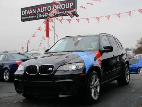 2010 BMW X5 M for sale at Divan Auto Group in Feasterville Trevose PA