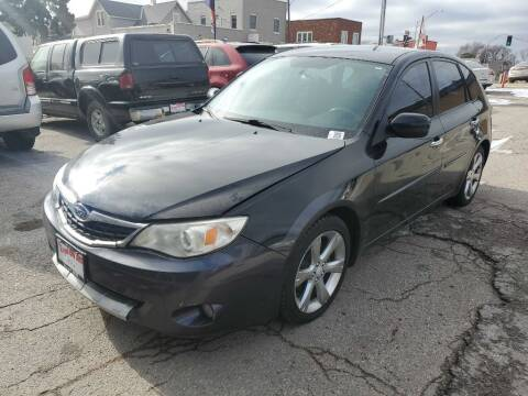 2009 Subaru Impreza for sale at ROYAL AUTO SALES INC in Omaha NE
