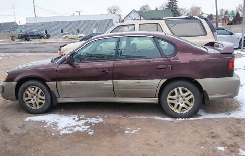 2000 Subaru Outback for sale at Good Guys Auto Sales in Cheyenne WY
