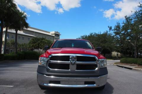 2015 RAM Ram Pickup 1500 for sale at Gulf Financial Solutions Inc DBA GFS Autos in Panama City Beach FL