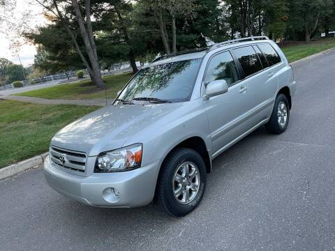 2004 Toyota Highlander for sale at Starz Auto Group in Delran NJ