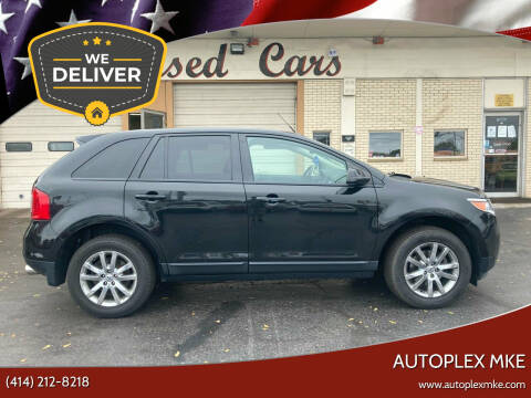 2014 Ford Edge for sale at Autoplex MKE in Milwaukee WI