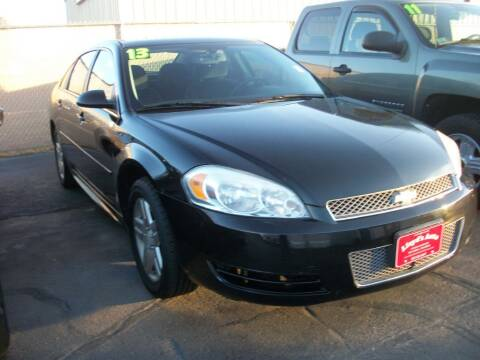 2013 Chevrolet Impala for sale at Lloyds Auto Sales & SVC in Sanford ME