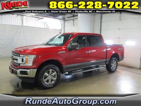 2020 Ford F-150 for sale at Runde PreDriven in Hazel Green WI