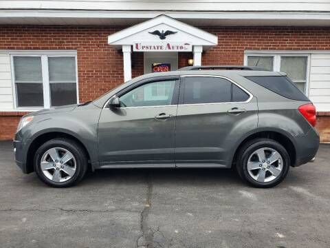 2013 Chevrolet Equinox for sale at UPSTATE AUTO INC in Germantown NY