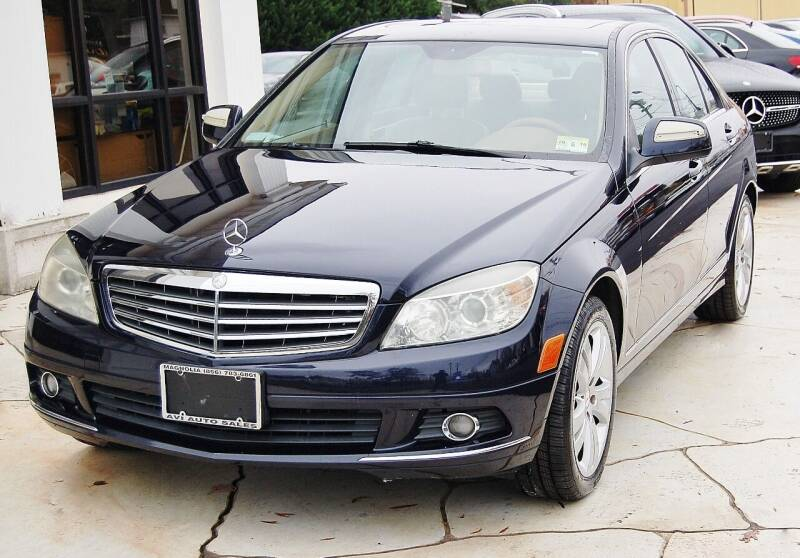 2008 Mercedes-Benz C-Class for sale at Avi Auto Sales Inc in Magnolia NJ