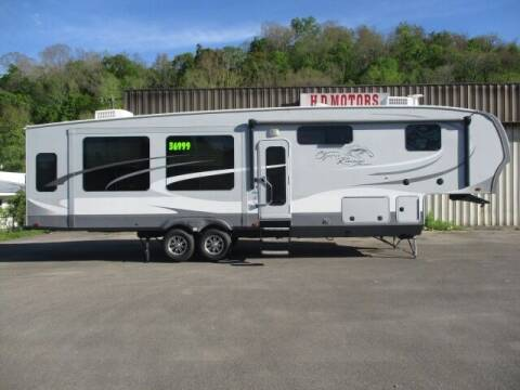 2013 HIGHLAND RIDGE OPEN RANGE ROAMER for sale at HD MOTORS in Kingsport TN